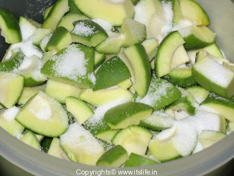preservation-mango-thokku